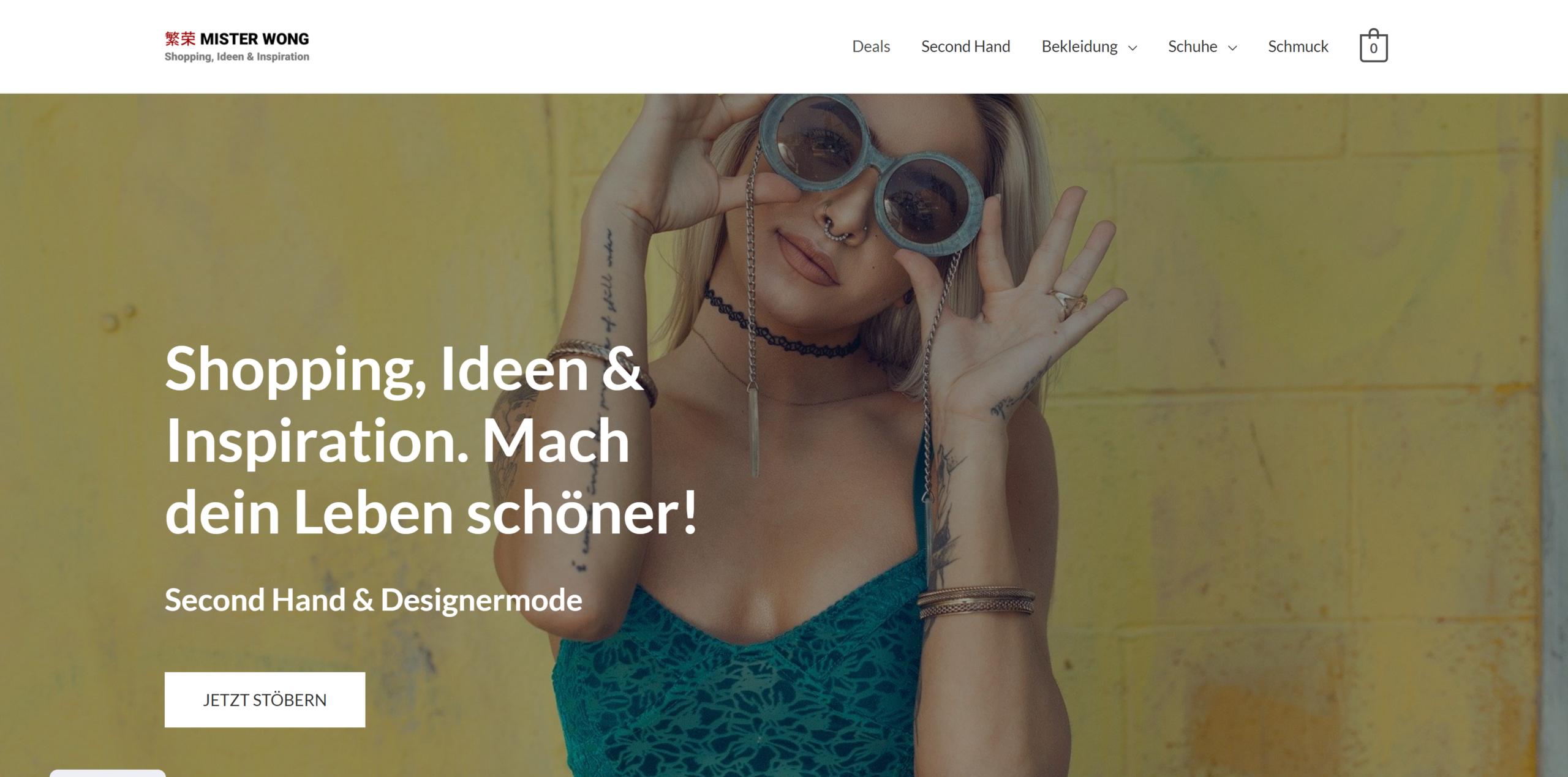 Mister-Wong.de: Shopping, Ideen & Inspiration